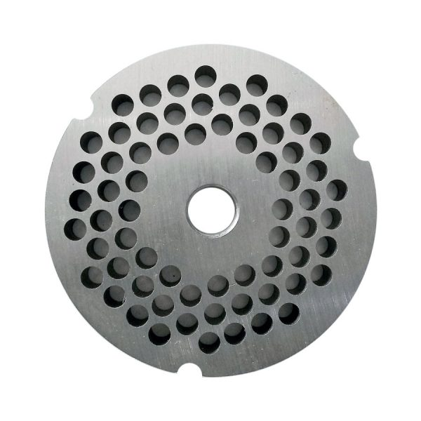 Disco molino carnicería 12x5 mm cedazo